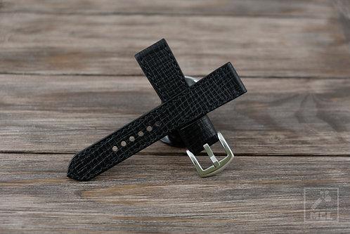 Mancavleather watch strap