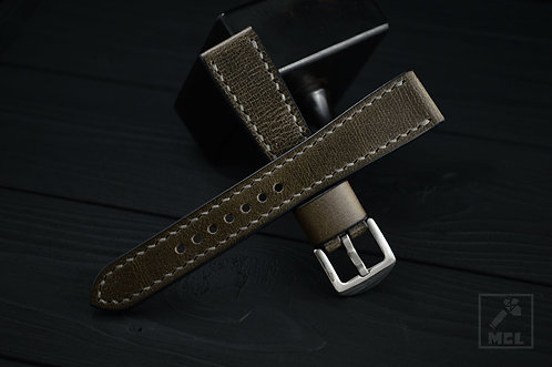 Classic leather watch strap ManCaveLeather