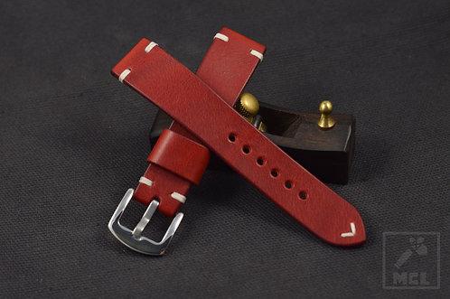 Crimson minimalist