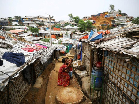 Guest Blog: Displaced Persons in a Global Pandemic: No Refuge From the Storm
