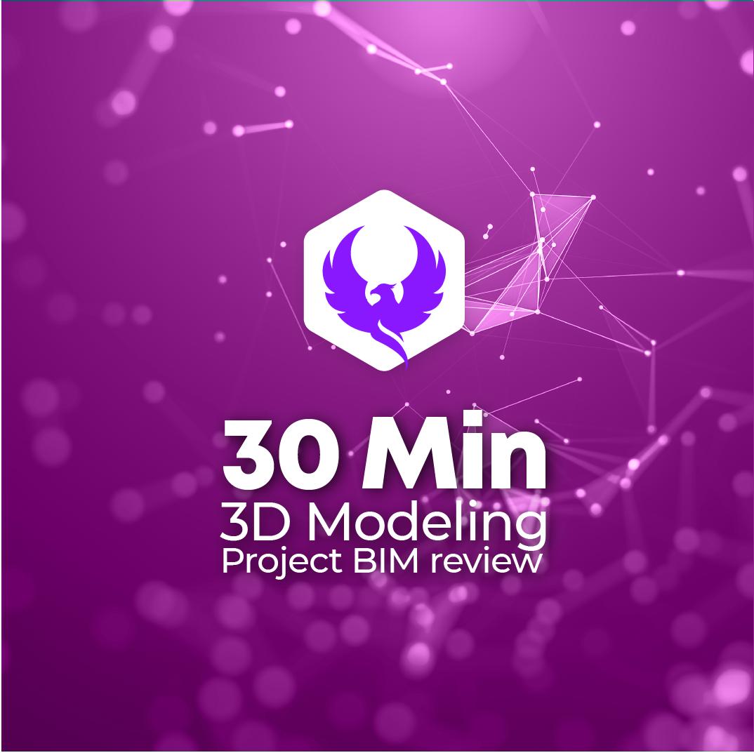 3D Modeling - Project BIM Review