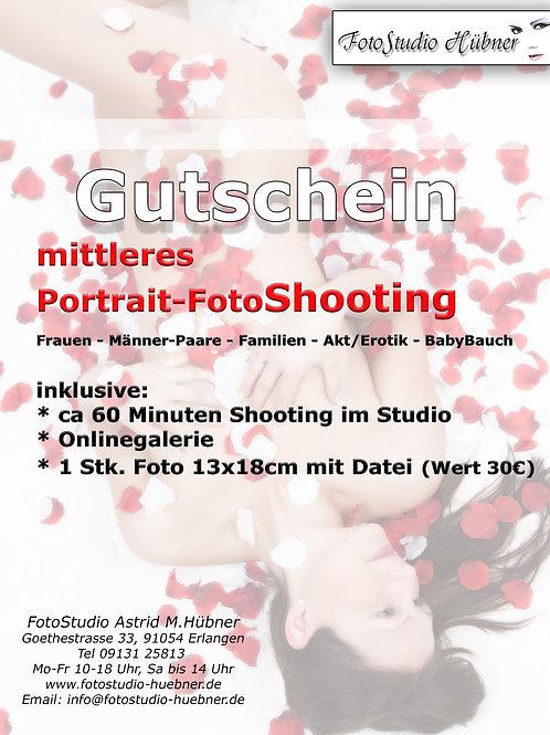 Portrait Foto Shooting