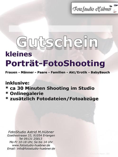 Mini Portrait Shooting