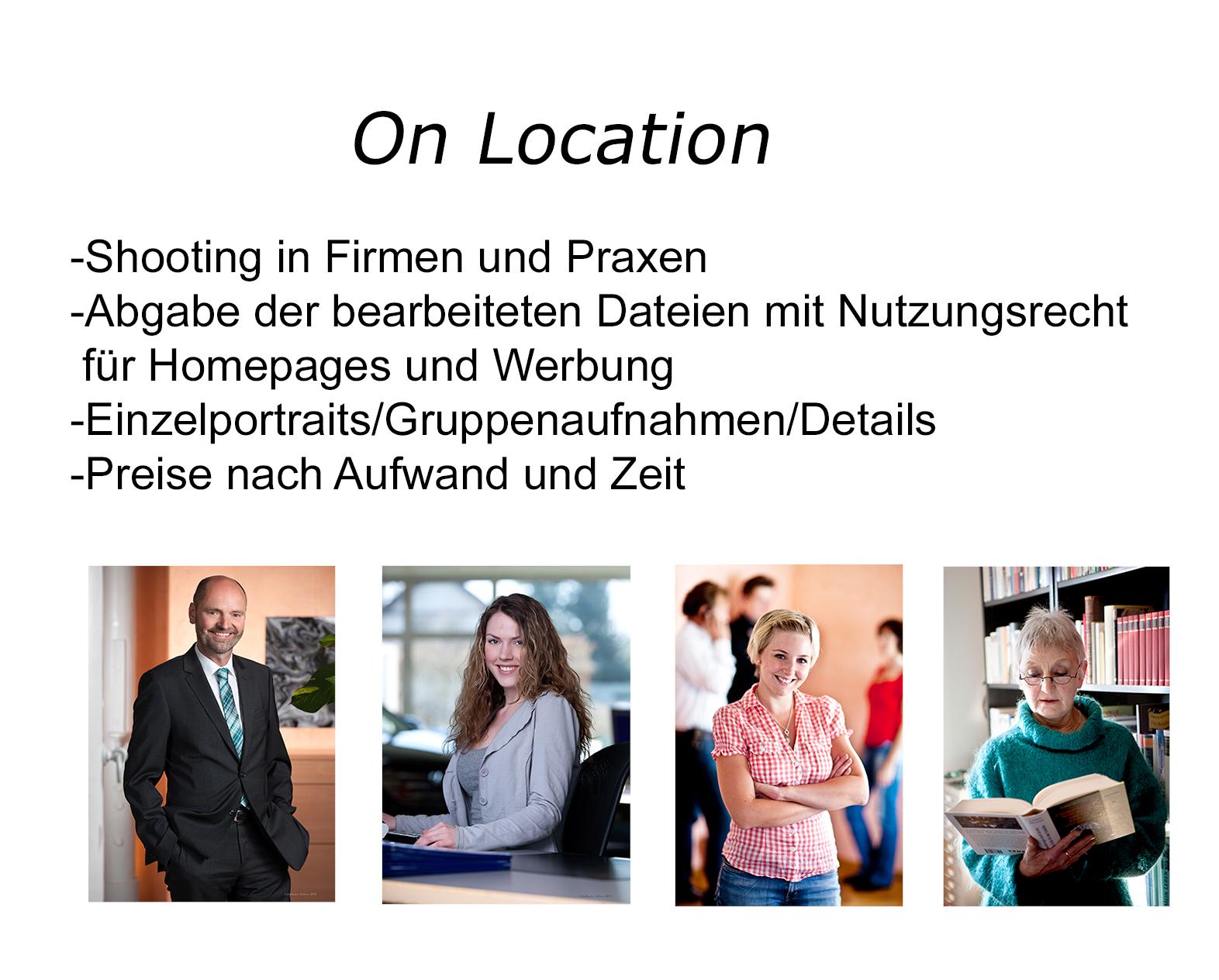 Preise FotoStudio Hübner