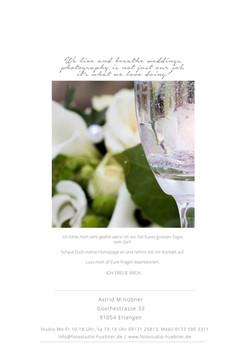 20 Hochzeit FotoStudio Hübner