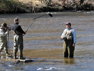 Media Catching On to WNC Fly Fishing Trail