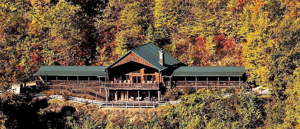 Bryson City Group Lodge