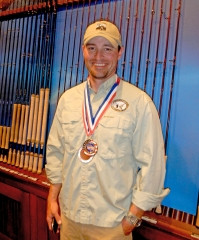 Trail Sponsors Fly Fishing Silver Medalist