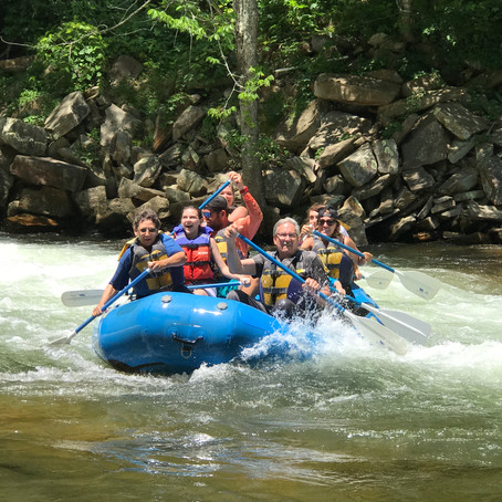Embark on a Whitewater Adventure in Bryson City