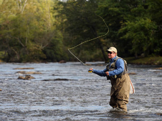 Chattanooga Times Free Press Goes on the Trail for Trout