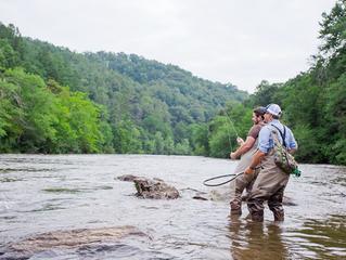 Benefits of Fishing in Jackson County