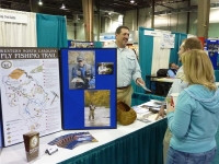 Fly Fishing Trail Exhibits at Fly Fishing Show