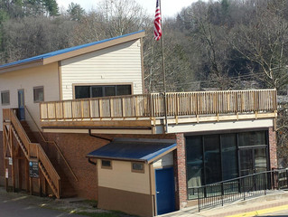 Our Building Has Come a Long Way – 90 Everett Street, Bryson City, NC