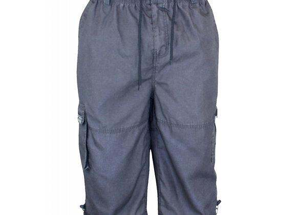 Mason Shorts in Dark Grey by D555