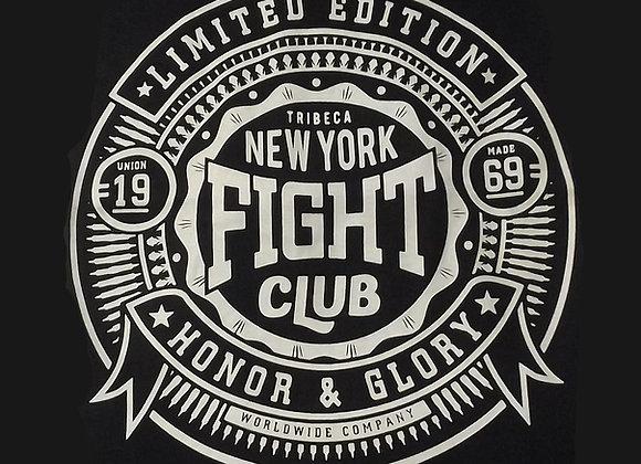 Fight Club Tee in Black by Espionage