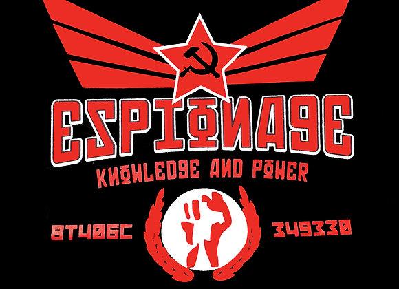 Soviet Design Tee by Espionage