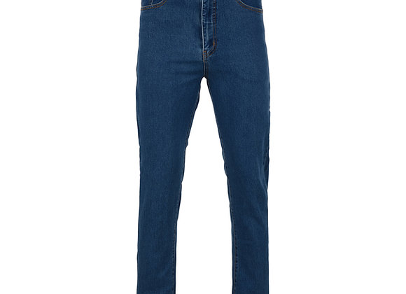 Kam Stretch Jeans - Blue
