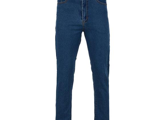 Kam Stretch Jeans - Blue