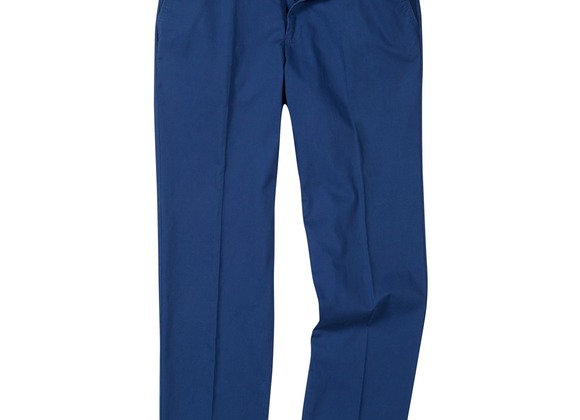 Padstow Chinos in Blue by Skopes