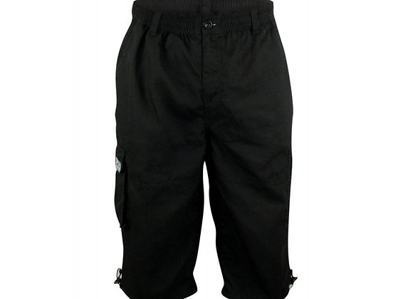 Mason Shorts in Black by D555