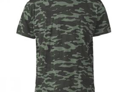 Forest Camo T-Shirt by Duke