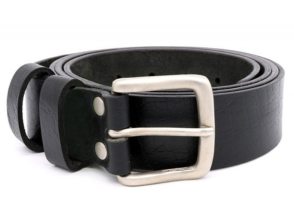 Leather belt by D555