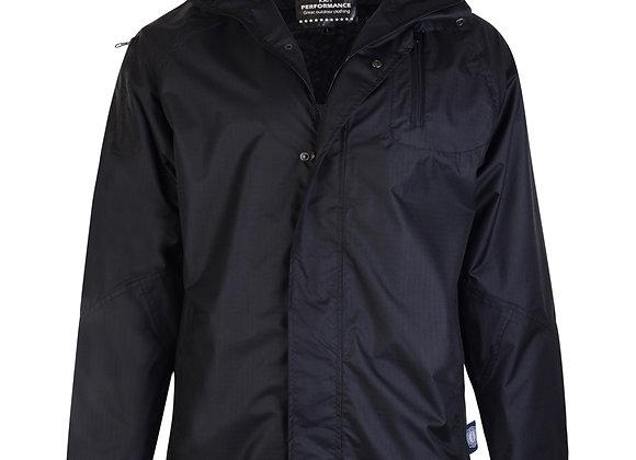 Waterproof Jacket in Black by Kam