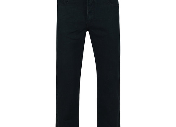 Kan Stretch Jeans - Black
