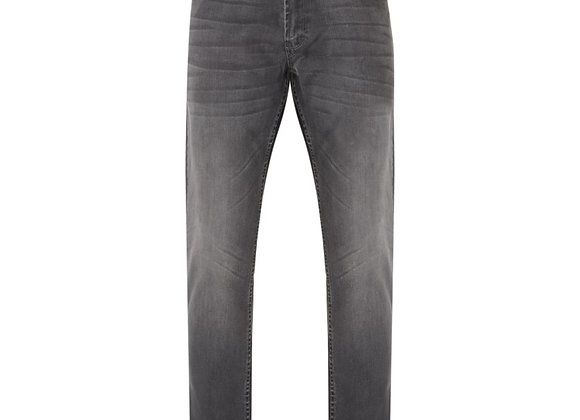 Kam Stretch Jeans -Grey