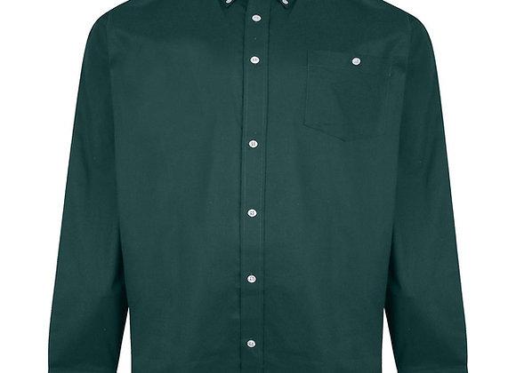 Long Sleeve Emerald Shirt by Espionage