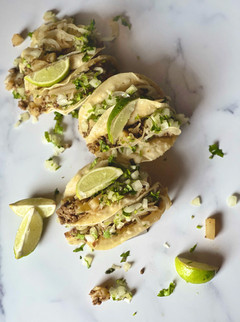 Picadillo Tacos
