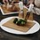 Thumbnail: Ceramics with Knife and Fork Chopping Board Set