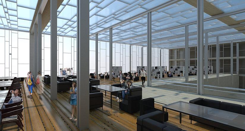 Open Library _ 3rd Floor