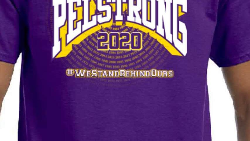 Organization Print PELSTRONG T-Shirt