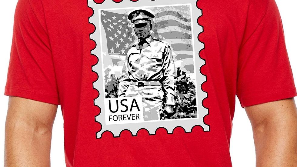 Soldier DNA Stamp T-Shirt