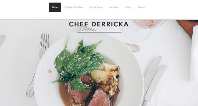 Chef Derricka