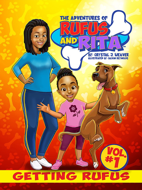 Vol. #1 - Getting Rufus