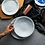 Thumbnail: Nordic Marble Texture Dinner Plates