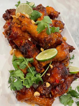 Pad Thai Wings