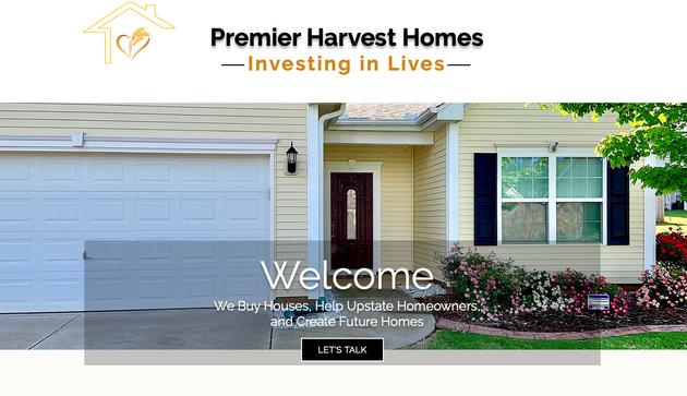 Premier Harvest Homes