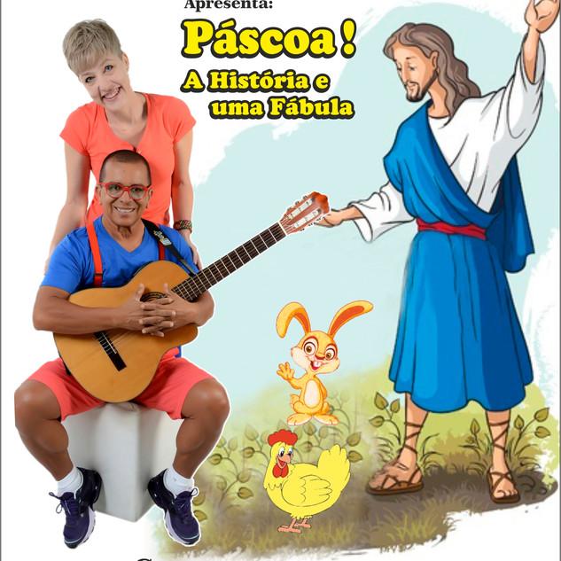 Espetáculo Páscoa - a história e uma fábula