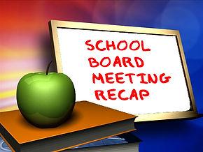 BOE Meeting Summary