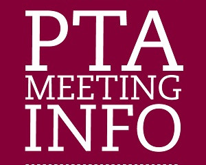 PTA Minutes of General Meeting