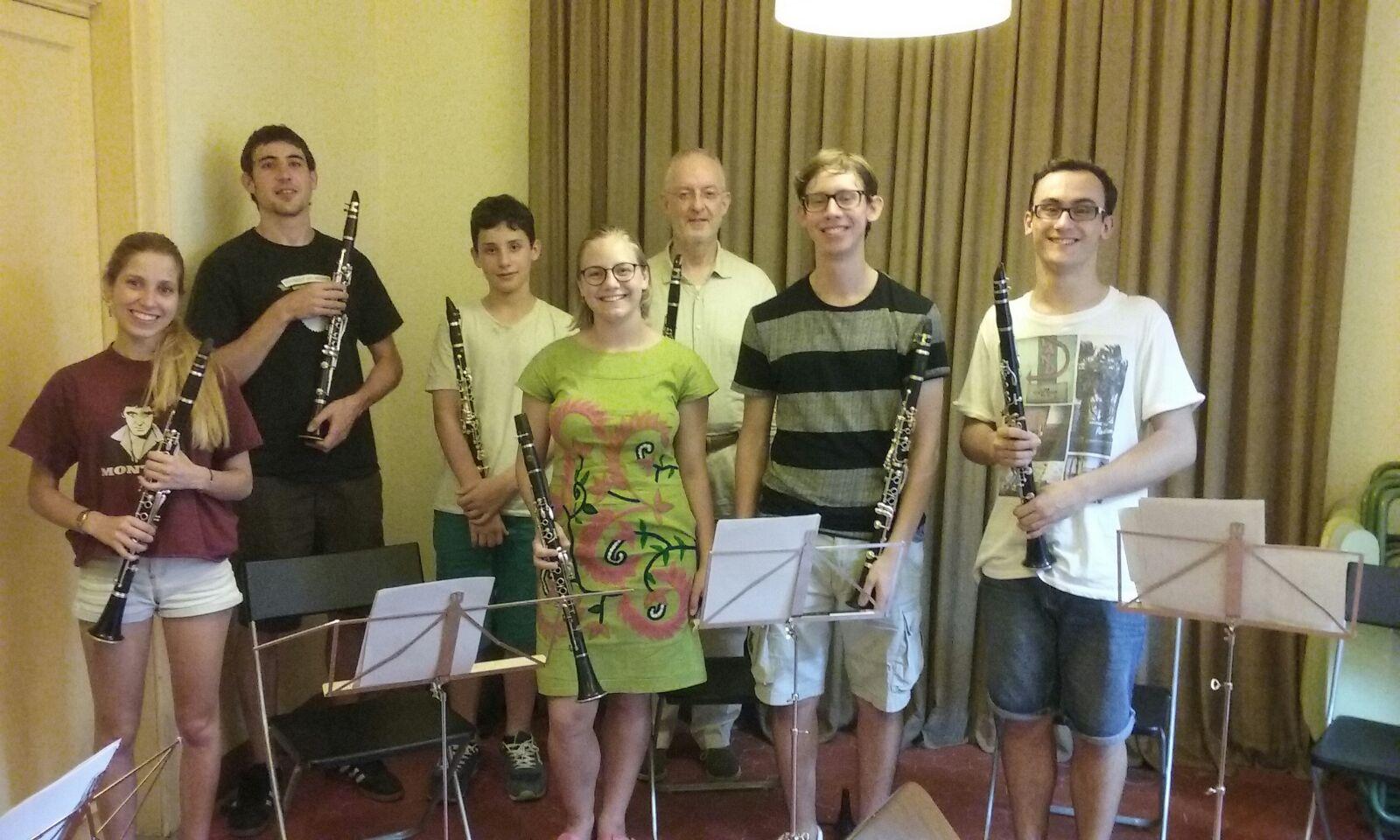 conjunt clarinets