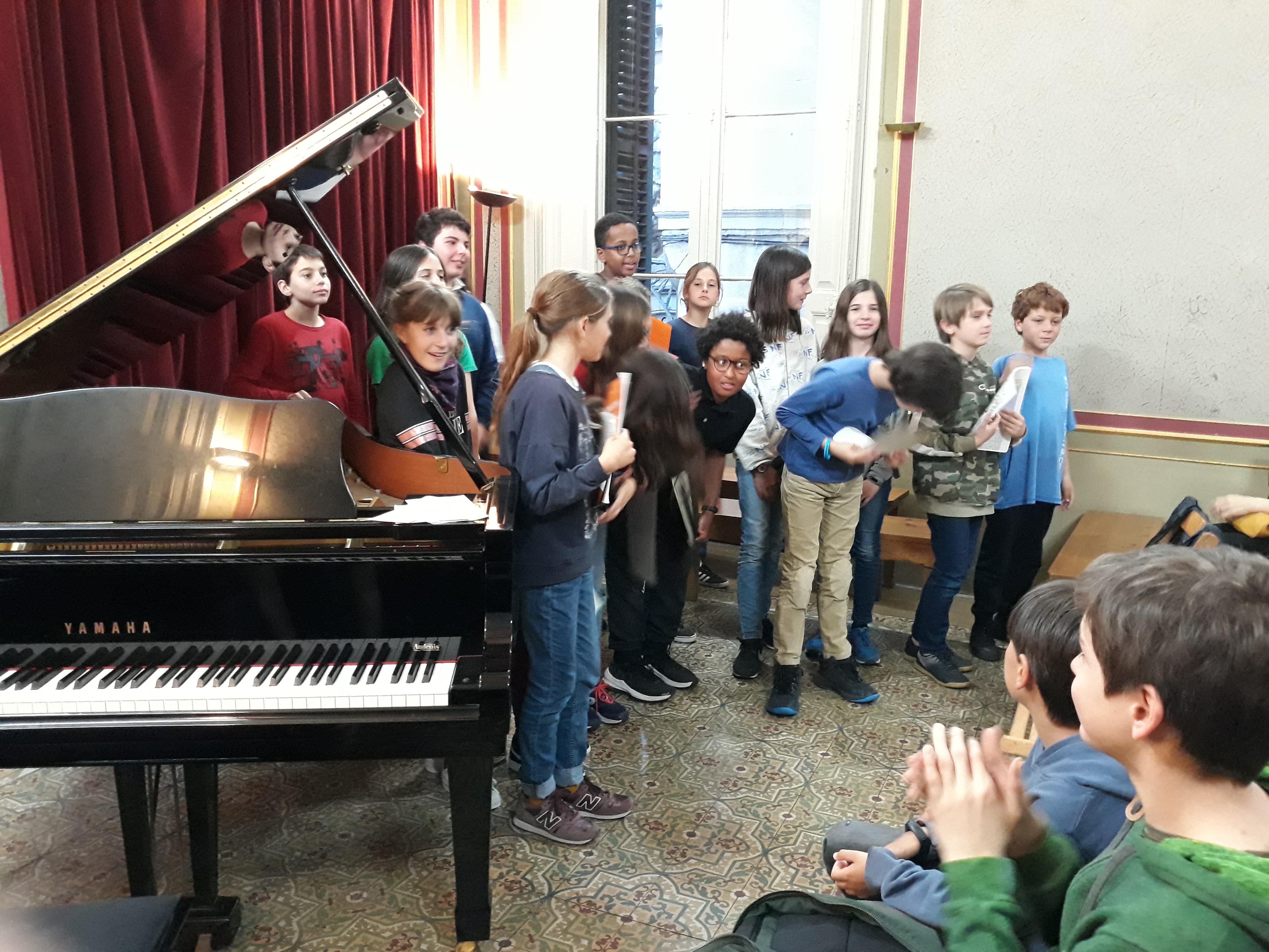 mostra composició aula de piano 2019