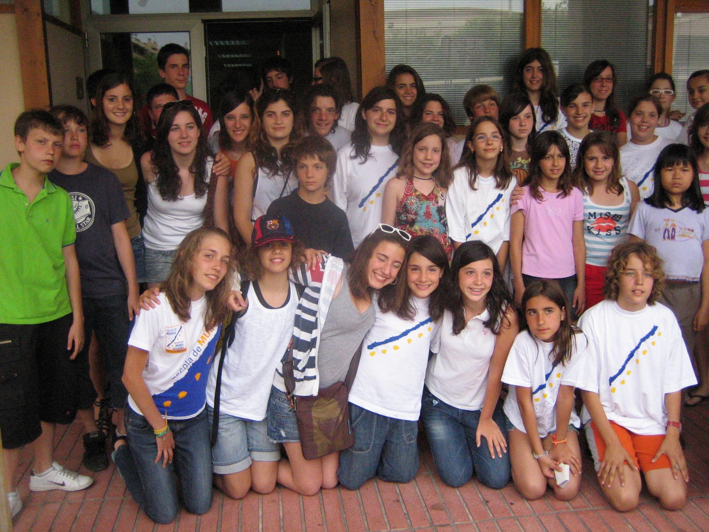 Intercanvi Escola Ireneu Segarra