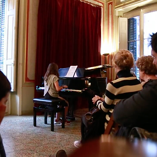 MOSTRA COMPOSICIÓ aula de piano