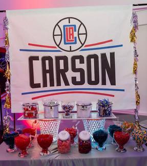 Carson's Bar Mitvah