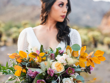 El Dorado Canyon | Styled Shoot