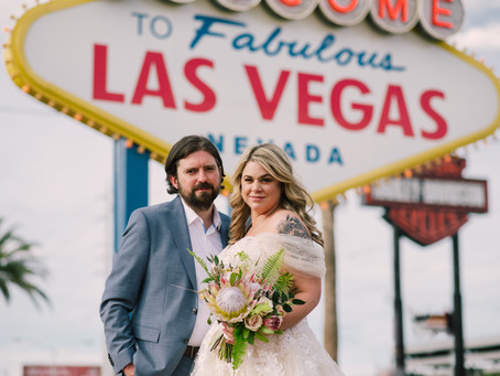 5 Ways to Have a Summer Wedding in Vegas (without dying from the heat)